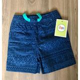Short Pantaloneta Para Niño 9-12m, Importada