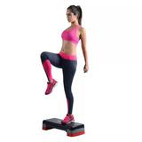 Banco De Aerobics Step Gym Fitness Yoga