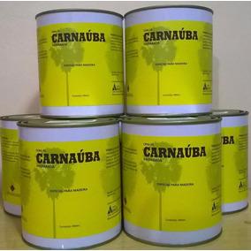 Cera Carnauba Moveis Madeiras Geral 900ml Cores