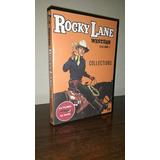 Dvd - Rocky Lane - Filmes Western Clássico Faroeste