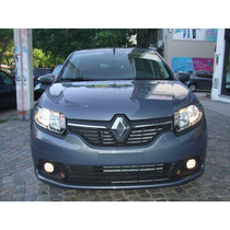 Renault Logan Authentique 1.6 Minimo Anticipo Y Cta (gz)