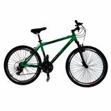 Bicicleta Kawasaki Mountain Bike Rodado 26 Kht-101a