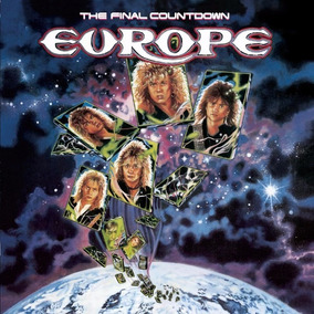 Europe - The Final Countdown - Importado
