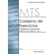 Mts Caderno De Exercicios Infantil Ccb