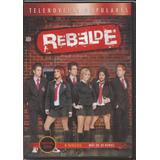 Rebelde Rebelde Telenovela +38hs. (9dvds) Importado Nuevo!!!