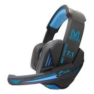 Audifonos Diadema Gamer Usb 7.1 Jyr 024-mv