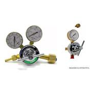 Regulador De Pressão Oxigênio R-52 +glp R-53 White Martins