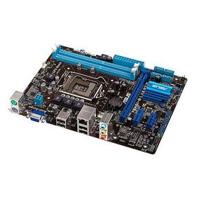 Kit Placa Mãe Asus P8h61 M + Processador Intel I5 2400s 1155