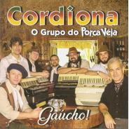 Cd - Grupo Cordiona - Gaúcho
