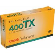 Rollo Kodak Byn Trix 400asa 120mm (955)