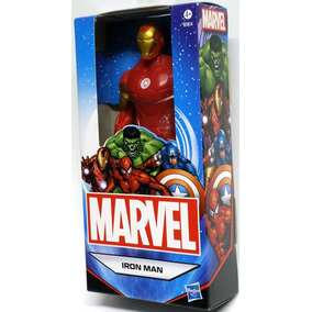 Boneco Marvel 15 Cm - Iron Man Grande Brinquedo