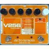 Pedal Vocoder / Autotune V256 Electro Harmonix Daft Punk.