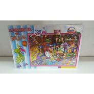 Puzzle Laboratorio Del Dr Loki 100 Piezas Implas July Toys