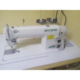 Maquina Zoje De Costura Recta (dos Meses De Uso)