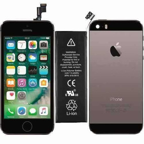 Tela Touch Display + Botão + Bateria Carcaça Iphone 5 5s 5c