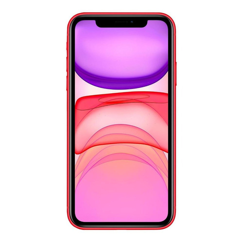 Apple iPhone 11 Dual SIM 256 GB PRODUCT(RED) 4 GB RAM