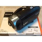 Videocamara Sony Handycam Hdrc-x240 Full Hd 1080p Nueva