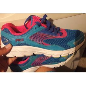 Vendo Zapatos Fila Nuevos !!! Para Dama Talla 38.5