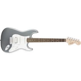 Guitarra Fender Squier Affinity Stratocaster Hss Prata Frete