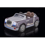 Carro De Bateria Recargable Sportrax Rolls Royce Phantom