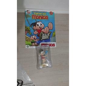 Coleção Miniaturas Turma Da Mônica - Mônica