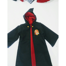 Fantasia Harry Potter Infantil Todas As Casas De 4 A 10 Anos