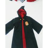 Capa Harry Potter Infantil De 4 A 10 Anos