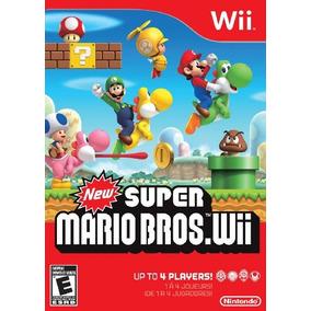 New Super Mario Bros. Wii - Nintendo Wii - Lacrado