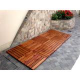 Baldosas Deck De 50cm X 50cm Tratadas Y Listas Para Usar