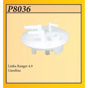 Flange Da Bomba De Combustível Linha Ranger 4.9 Gasolina