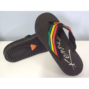 Chinelo Sandalialia Kenner Reggae Passeio Exclusivo Top !