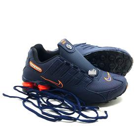 Tênis Nike Shozx Nz Se Eu Originals 4 Molas Treino 2 Pares