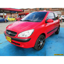 Hyundai Getz Gl Coupe