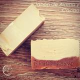 Jabón Artesanal De Avena Y Cacao