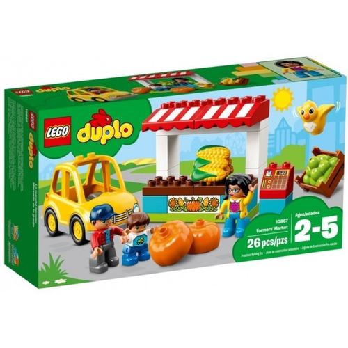 10867 Mercado De Fazendeiros Lego? Duplo?