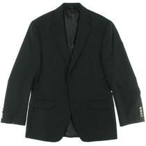 Saco Blazer Negro Michael Kors Talla 36s Small S Lana