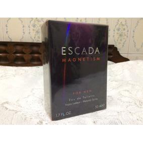 Escada Magnetism For Men Vintage Lacrado 50ml Raríssimo