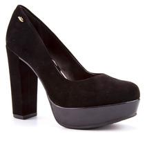 Sapato Scarpin Meia Pata Dakota B8041 Feminino Salto:12 Cm