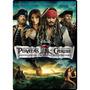 Dvd Piratas Do Caribe 4 - Navegando Em Águas Misteriosas