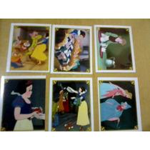 Lote 30 Figurinhas Disney Princesas Para Sempre