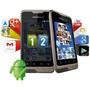 Smartphone Motosmart Android Dual Chip Xt390 Camera 3.15mp