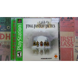 Final Fantasy Tactics Ps1 $28.990 Karasu Big. Fantástico!!!