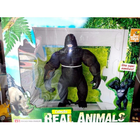 Gorila-coleção-real-animal-gorila-promoção
