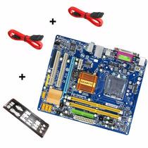 Placa Mae G31m-es2l 775 - Ddr2 Chipset Intel - Pci Express