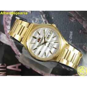 7a9cd4df33a Lavar Garimpo Ouro Masculino Orient - Relógios De Pulso no Mercado ...