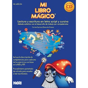 Mi Libro Magico 1ro. 4ed. (competencias/descarga Cd Interac