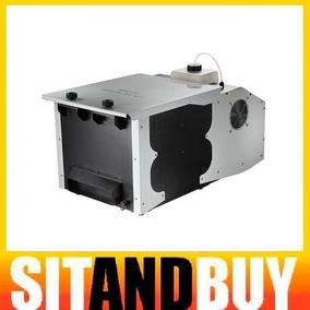 Máquina De Gelo Seco Névoa Neblina 3000w Dmx + Fluído 110v