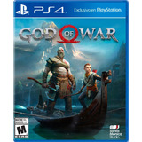 ..:: God Of War 4 ::.. Para Play Station 4 En Gamewow