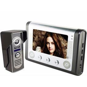 Intercomunicador Portero Visor Monitor 7p Camara Tv 420 L