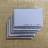 Rfid 125khz Iso7815 Tk4100/em4100 Id Blanco Pvc Tarjetas...